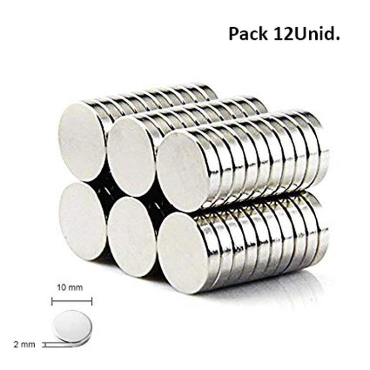 set imanes de alto poder para manualaidades en porcelanicron