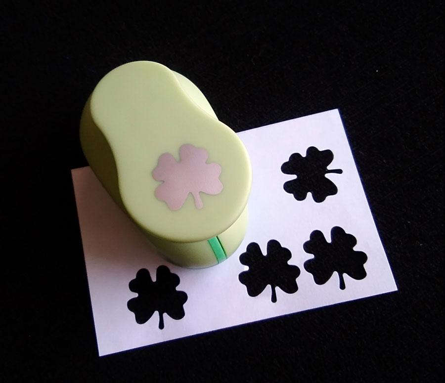 Troquel perforadora para foami goma eva cutter punch 2.5 cm